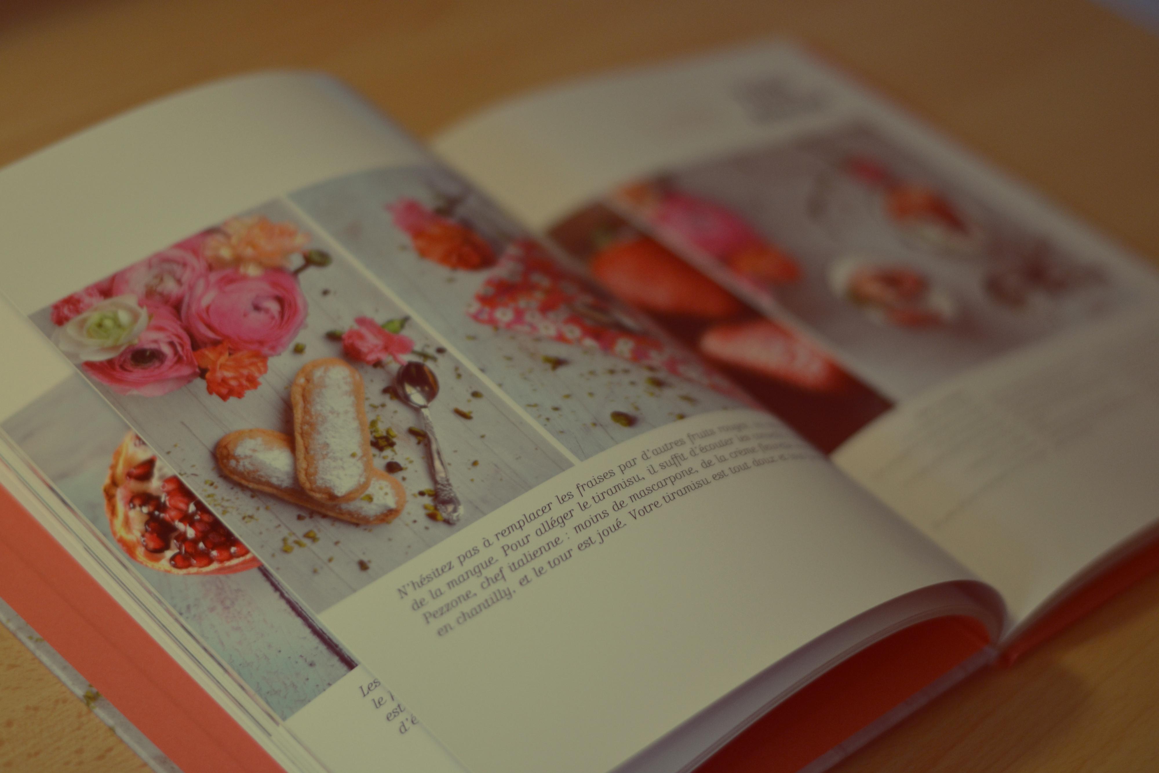 je cuisine poétique livre
