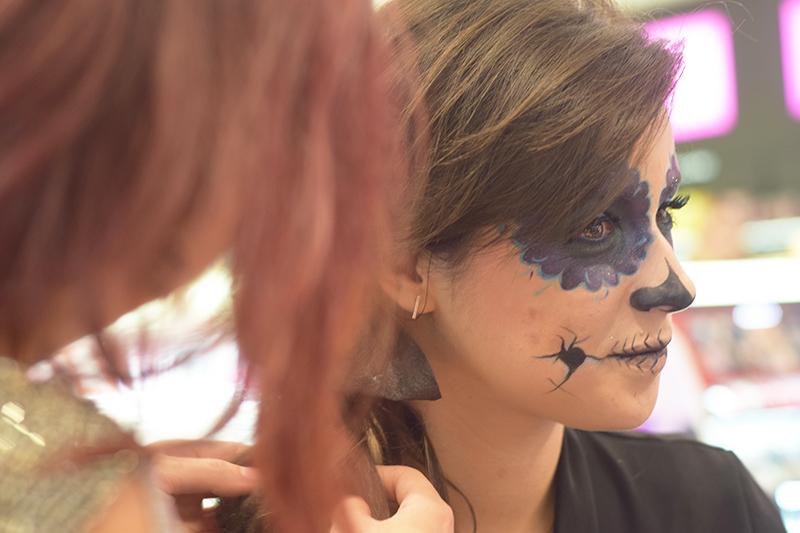 maquillage halloween sephora